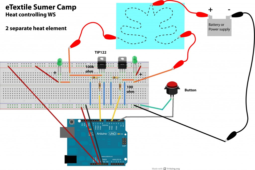 heatcontrolling_breadboard_example2 1024x682 ws3 1 building heat controlling circuit heating pad wiring diagram at n-0.co