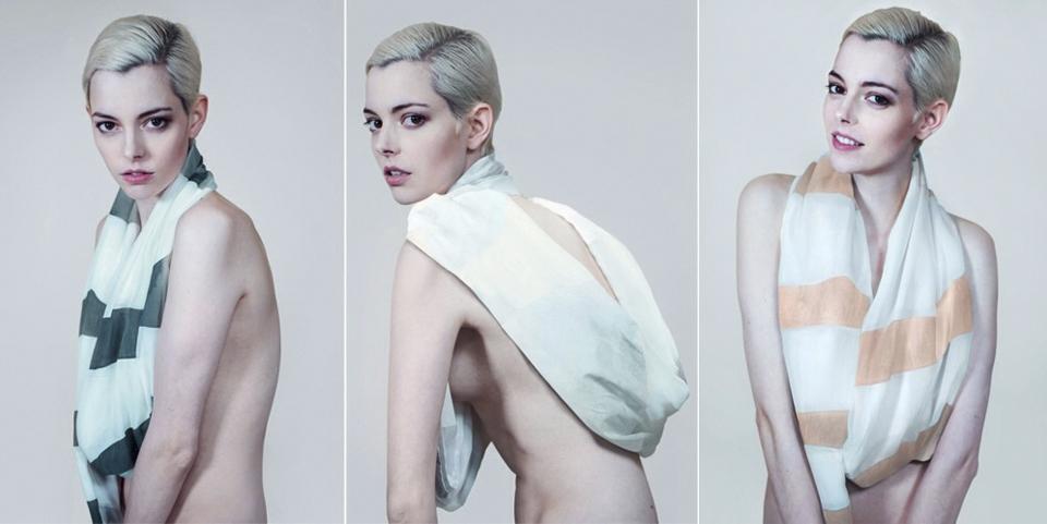 Chameleon mood scarf | Neffa