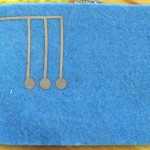 how to back-stitch musical swatch bottom