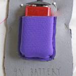 9 volt battery breakout